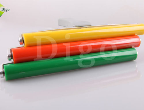 Cleaning Silicon Roller removing dust and particles Factory Direct Sale